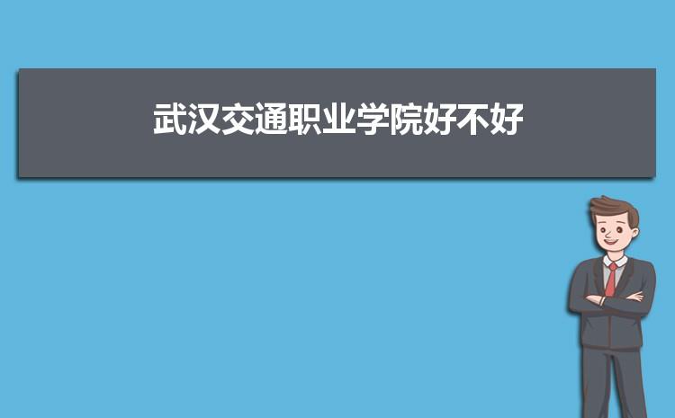 武汉交通职业学院好不好,多少分可以上附真实评价