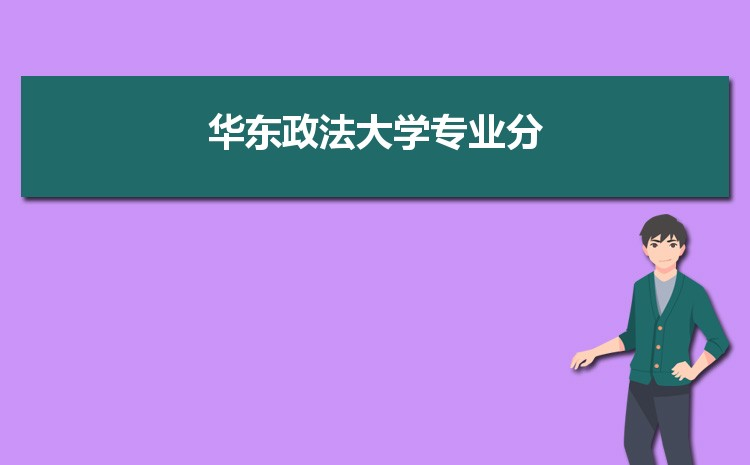 2021年华东政法大学高考各专业最低分和录取位次排名